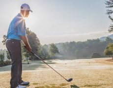 Developing A Great Golf Swing By Giving Yourself The Right Amount of Room For Error