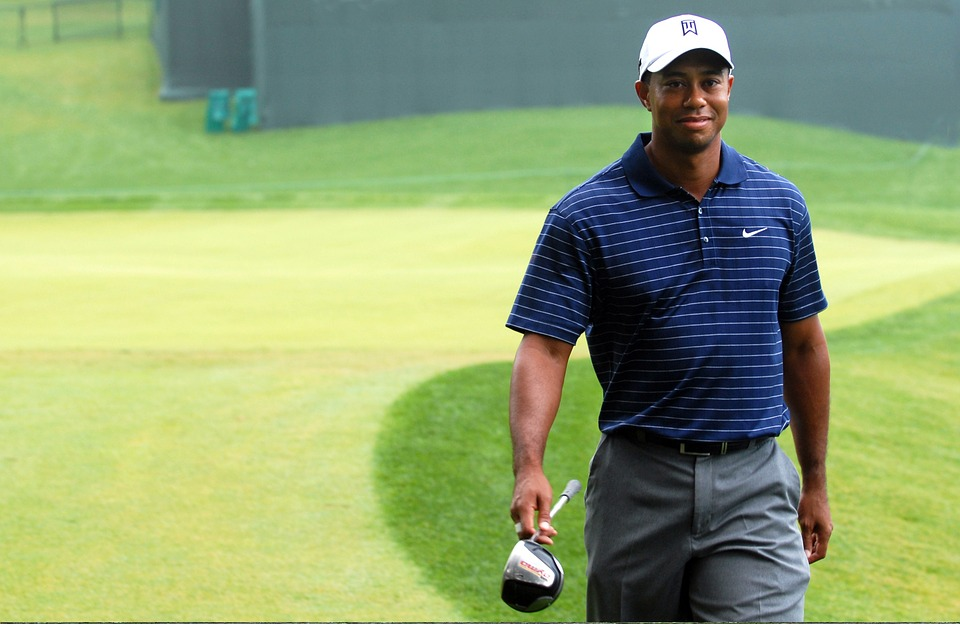 Tiger Woods at East Lake Winning The Tour Championship and Using More Gravity in His Swing Than Ever Before